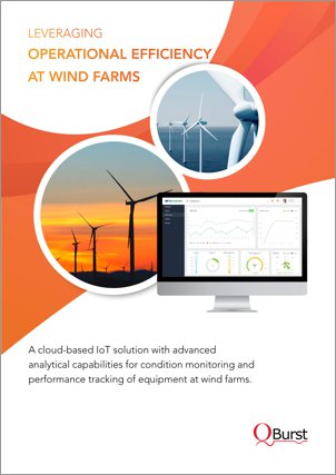 Cloud-Based IoT Solution for Wind Farms | QBurst